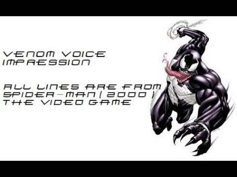 Venom Voice Reel Daran Norris Impression with Effects