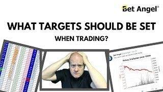 Peter Webb - Betfair trading - What targets should you set?