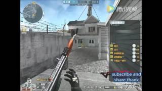 TOP 10 Highlight AK-47 CrossFire China #10 Default - CF Scrim Clips