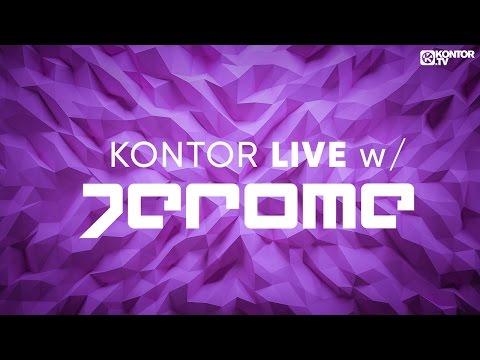 Kontor Live #24 w/ Jerome
