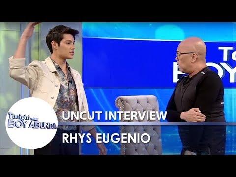 TWBA Uncut Interview: Rhys Eugenio