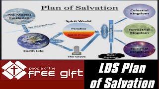 LDS (Mormon) Plan of Salvation