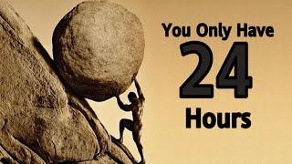 Best Short Motivational Speech Video - 24 HOURS - 1-Minute Motivation #2