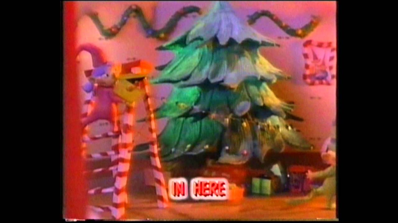 The Nightmare Before Christmas WHAT\'S THIS? [Lyrics] VHS-1080p - YouTube