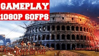 Aggressors Ancient Rome Gameplay (PC)