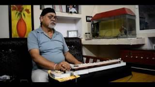 O Mere Dil Ke Chain - Instrumental || Banjo cover || Devendra Ojha
