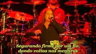 Dream Theater - Caught in a web ( Live in Chile ) - tradução português