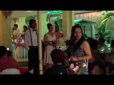 Bob And Hazel's Garden Wedding Entourage 15/06/2014