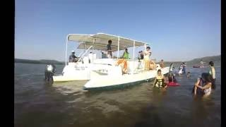Lost Paradise Houseboat Yacht Cruising Catamaran
