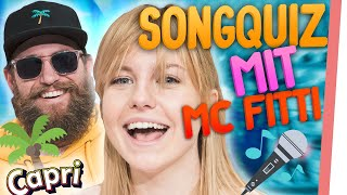 MC Fitti beim GMI Music Monday | Songquiz vor dem Club