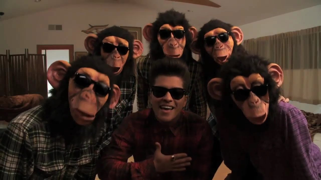 Bruno Mars - The Lazy Song (Official Video)