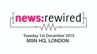 Promotional video – news:rewired 2015