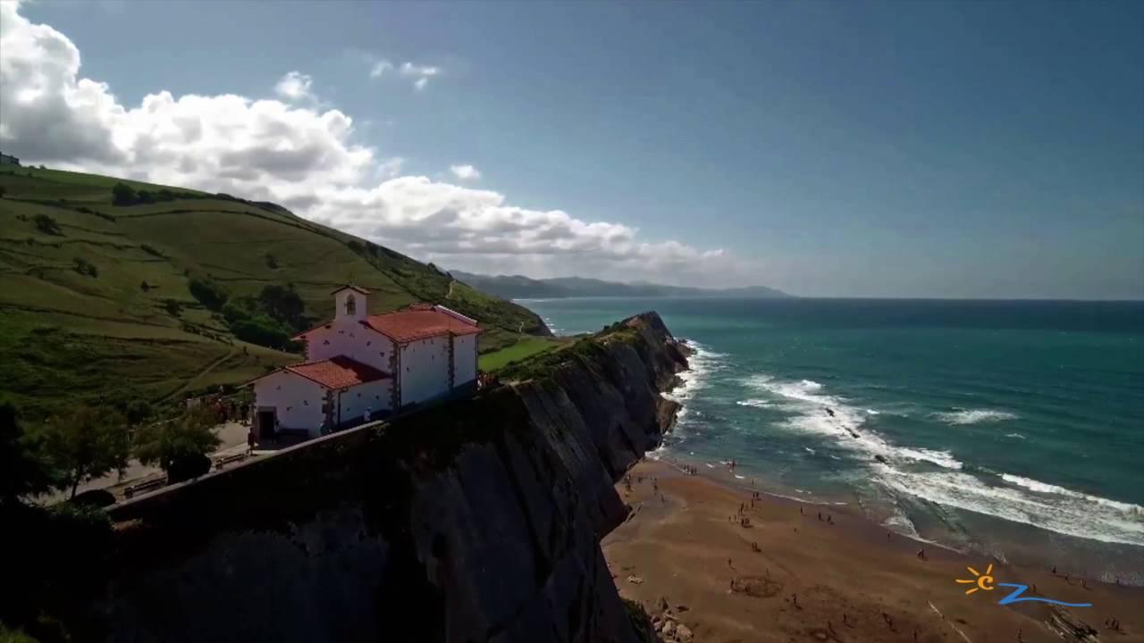 camping & bungalows zumaia - youtube