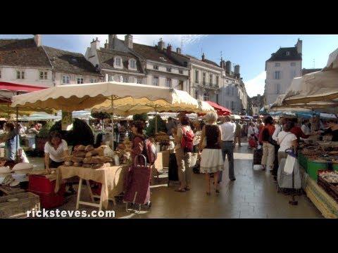 Beaune, France: Market Day