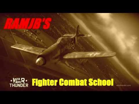 Fighter Combat School: Avoiding headons