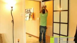 The Sliding Door Company | Wall Slide Installation