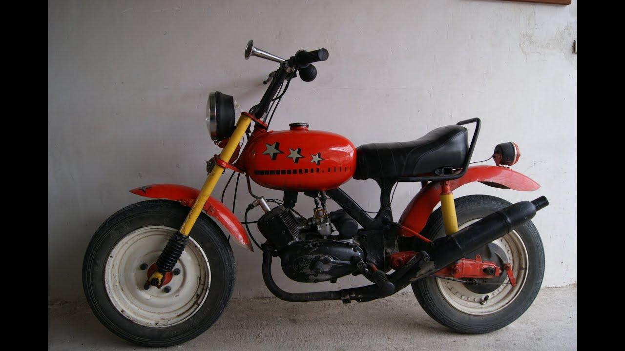 Jawa moped 13