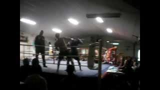 Dennis Van Uden vs Sonny Martina 16 09 12  Round 2