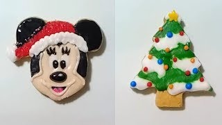 Easy & Cool Christmas cookies Decorating Tricks !! try at home