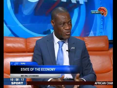 State of the economy ahead 2019 presidential election