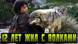 Семилетнего мальчика приютила стая волков!