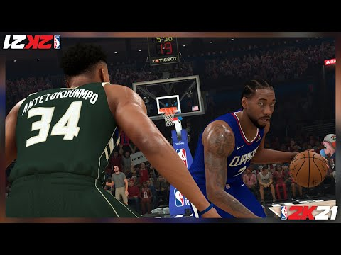 NBA 2K21: Play The Current Gen Demo Now