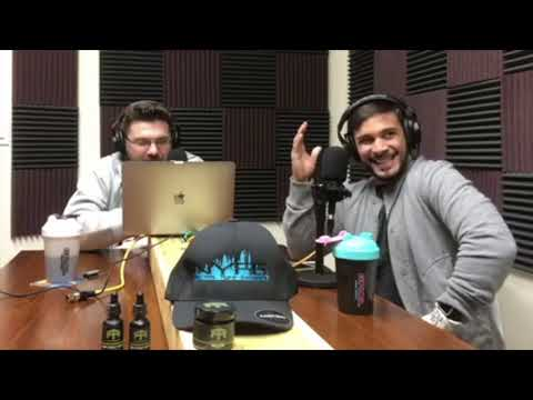Menace and The Man Show Episode 17 w/ Yves Edwards and Rashad Evans