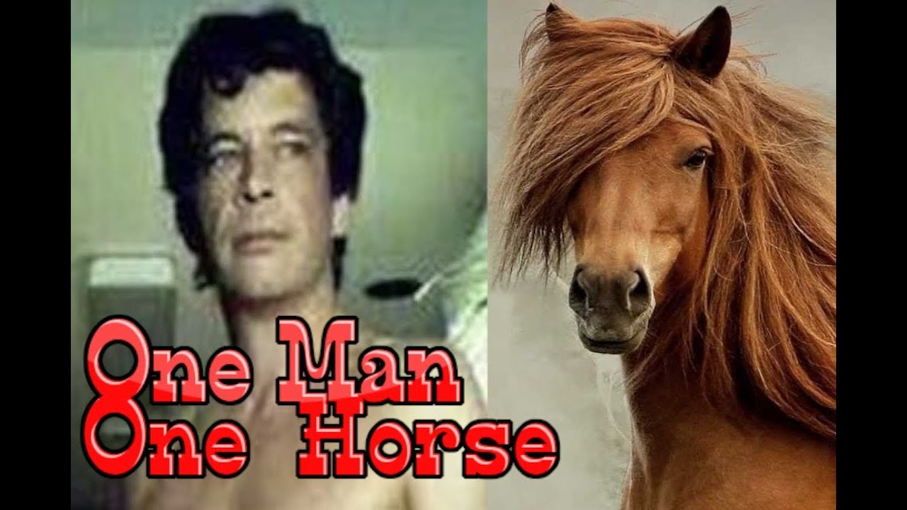 One guy one horse
