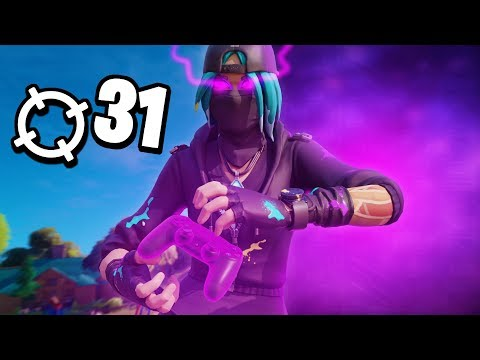 31 KILLS SOLO SQUAD ON CONTROLLER ! FORTNITE CHAPTER 2