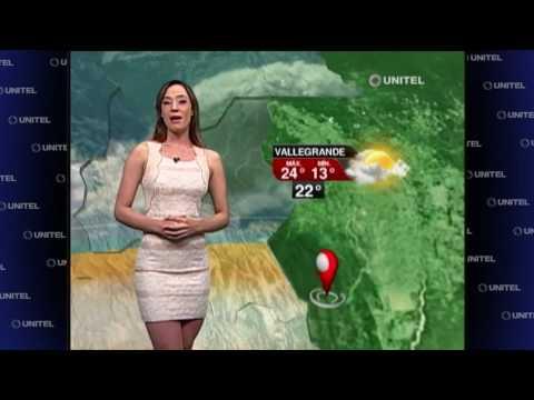 Datos del tiempo en Santa Cruz
