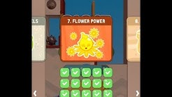 Dig it game flower power level 1 to 20 walkthrough & solutions
