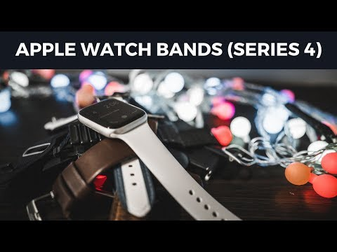 brand new 9ce14 49b95 Best Apple Watch Bands Series 4 44mm (Nomad, Casetify, Amazon Specials)