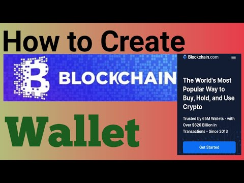 How to create Blockchain Wallet in Urdu,Hindi | Rashid Technical |