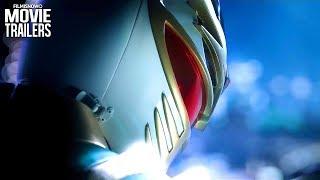 POWER RANGERS: SHATTERED GRID Trailer (2018) - Jason David Frank is villain Lord Drakkon