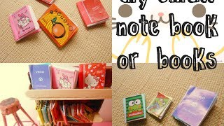 How to make books for LPS or baribie   two ways on how