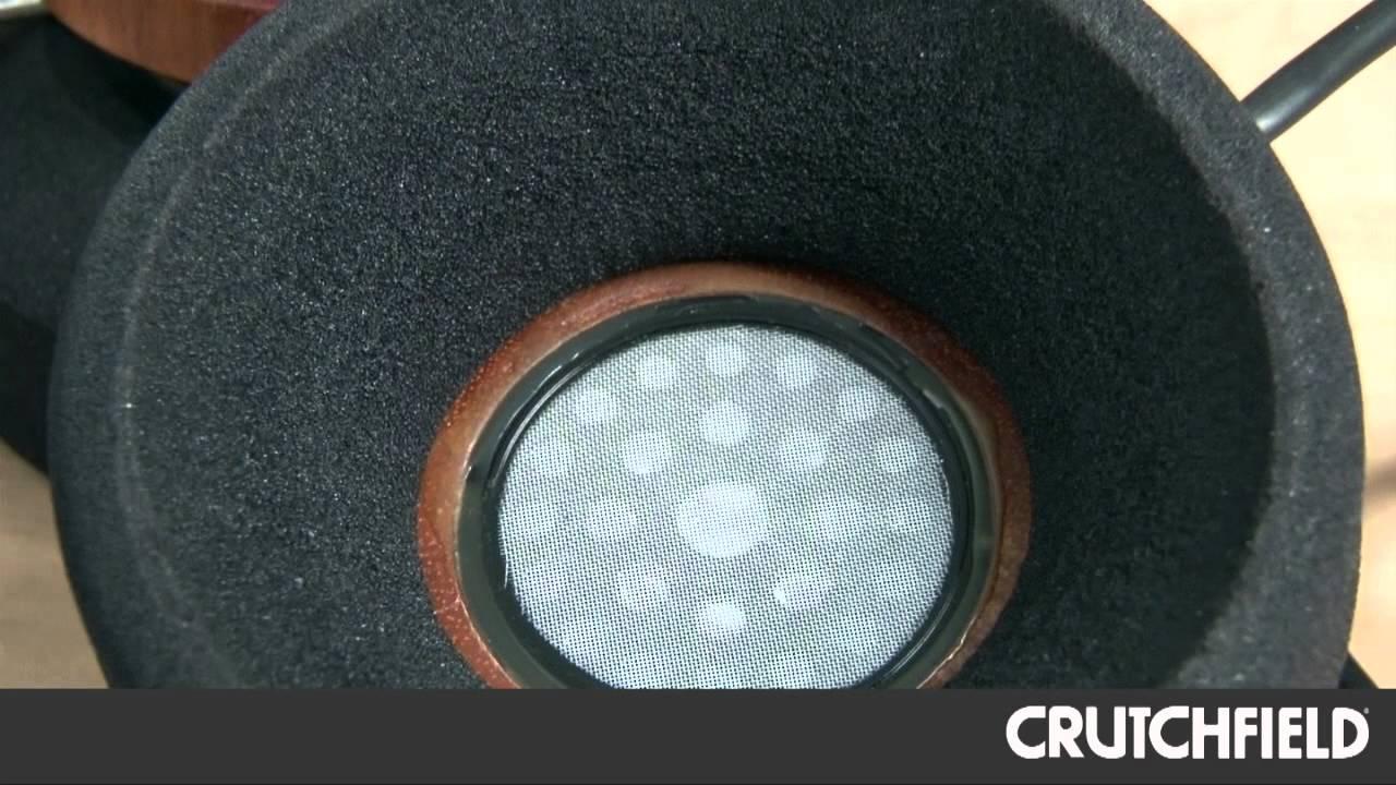 Grado GS1000i Stereo Headphones | Crutchfield Video
