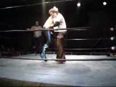 #101- Ace Haven, Robi Vio & Scott Spade vs Waylon Rhodes, Chip Day & Collumbine 1/29/2010 pt. 2