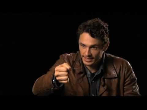 '127 Hours' - James Franco: Interview 1of 2