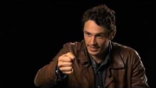 September 11, 2010 - Interview with James Franco at Toronto Interna...