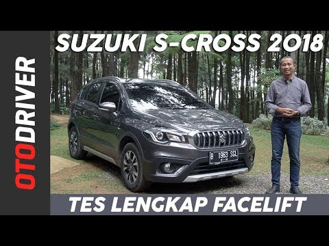 Suzuki SX4 S-Cross 2018 Review Indonesia | OtoDriver