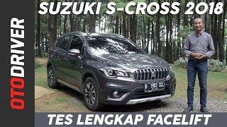 Suzuki SX4 S-Cross 2018 Review Indonesia  OtoDriver