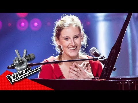 Cézanne zingt 'Eet' | Blind Audition | The Voice van Vlaanderen | VTM