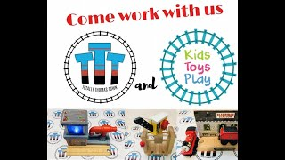 Watch us Prepare Kids Toys Play Order!!!!  Ever wonder how we prepare orders at TTT?  Watch now!