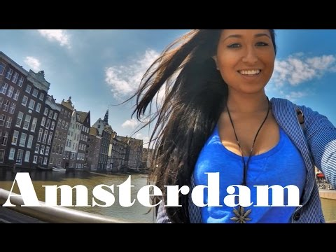 Crazy Amsterdam in 1 minute, Tour in Netherlands