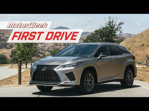 2020 Lexus RX | MotorWeek First Drive