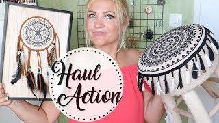 Haul ACTION - Que des Nouveautés !!! Juillet 2018 // SYLIFE