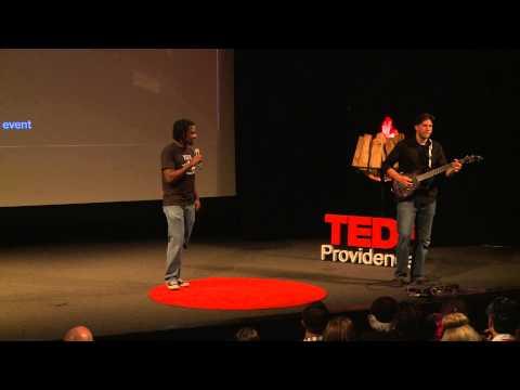 Math + Art = Music   Justin  Davis   TEDxProvidence