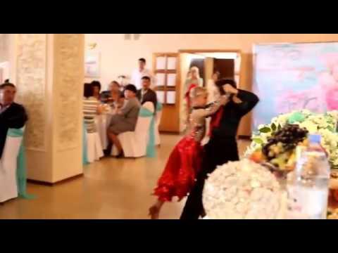 Алан и Алина бальный танец