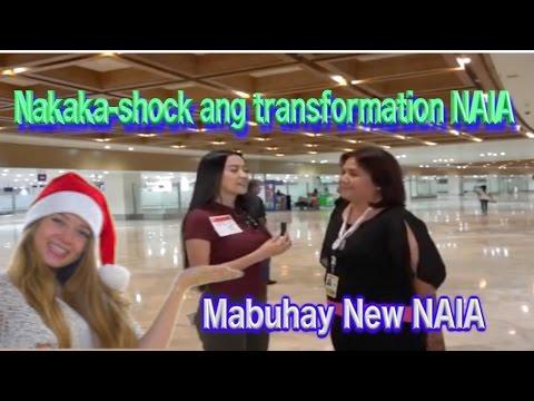 Grabe ang transformation sa NAIA ngayon nakaka-shock talaga