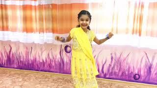 Sleepy Sleepy Akhiyan dance // Elina Smile|| Little girl from Russia,Moscow🇷🇺🔥